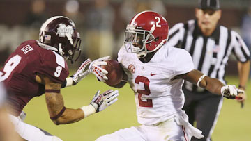 SEC Game of the Week - Alabama at Mississippi State