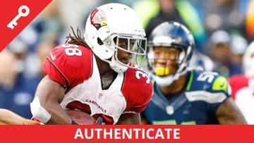 NFL Football - Cardinals at SeaHawks