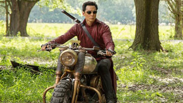 Into the Badlands - The Fort