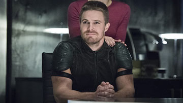 Arrow - Brotherhood