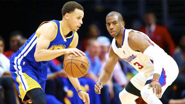 NBA on TNT - Golden State at LA Clippers