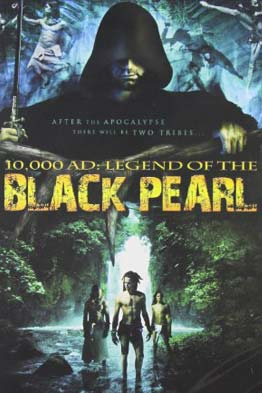 10000 AD Legend of the Black Pearl - R