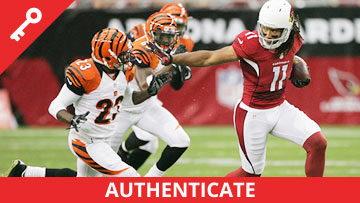 Sunday Night Football - Bengals at Cardinals