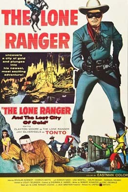 The Lone Ranger and the Lost City of Gold - G
