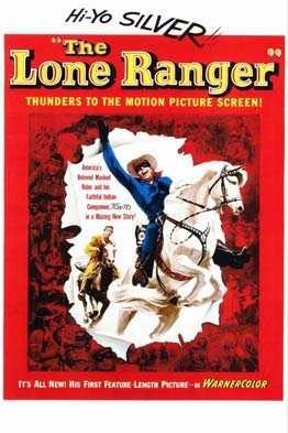 The Lone Ranger - NR