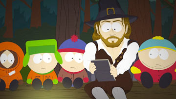 Southpark - A History Channel Thanksgiving