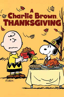 A Charlie Brown Thanksgiving - NR