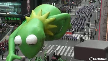 Macys Thanksgiving Day Parade - EarthCam