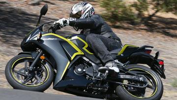 Motorcycle Club -