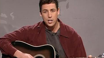 Hanukkah Song - Adam Sandler