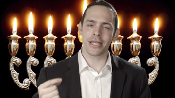 New Yorks Great Hanukkah Blackout -