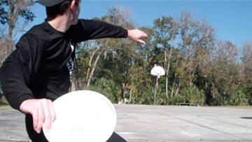 Ultimate Frisbee -