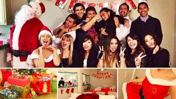 How to Throw a Christmas Party -