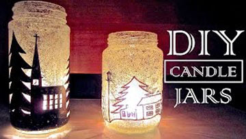DIY Christmas Decorations -