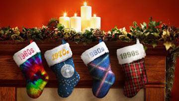 Christmas Through the Decades -