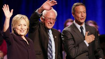 Democratic Debate - SAT 8pm ET