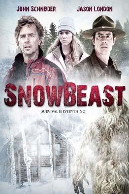 Snow Beast - PG13