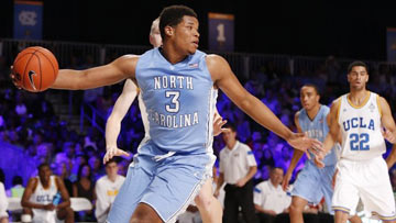 NCAA College Basketball - UCLA vs North Carolina