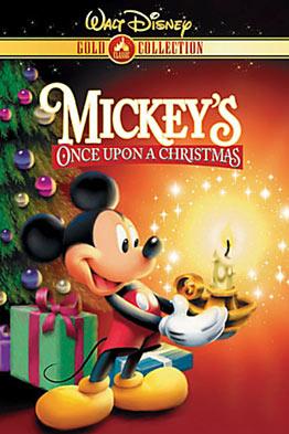 Mickeys Once Upon a Christmas - NR