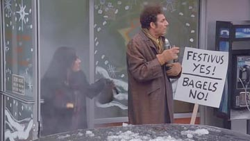 Seinfeld Happy Festivus -