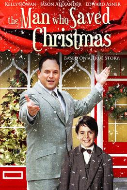 The Man Who Saved Christmas - NR