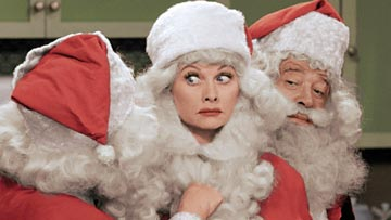 I Love Lucy Christmas Special -