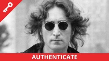 John Lennon - 75th Birthday Concert