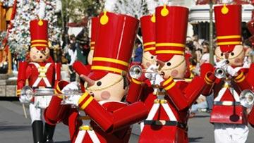 Christmas Parades -