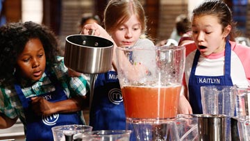 MasterChef Junior Edition -