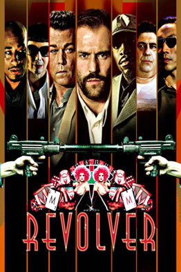 Revolver - R