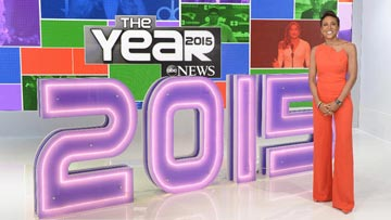 The Year 2015 -