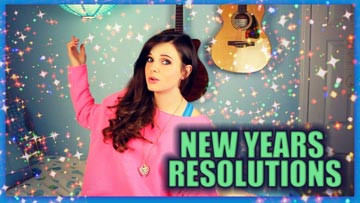 New Years Resolutions -