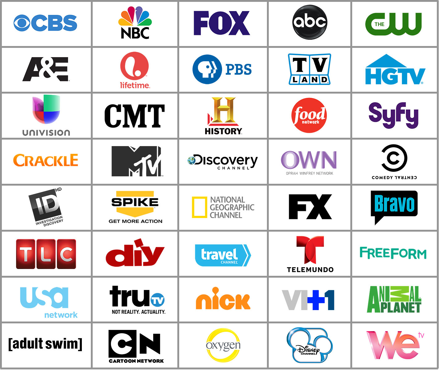 how to live stream tv channels