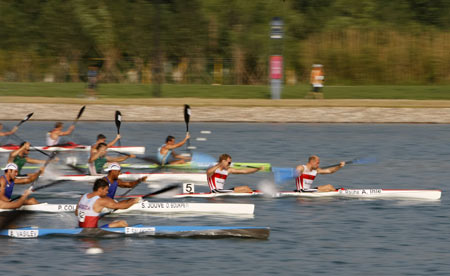 Live Stream Canoe and Kayak events online